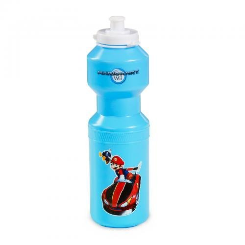 Mario Kart Wii Sports Bottle (1 count) Party Accessory ()