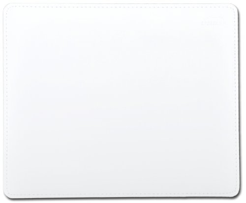 Speedlink Notary Soft Touch Leather Style Mousepad - White