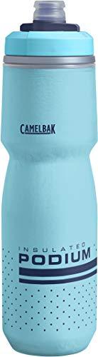CamelBak Podium Chill 24oz Lake Blue, Lake Blue, 24 Oz - Ounce Bottle Sport 24