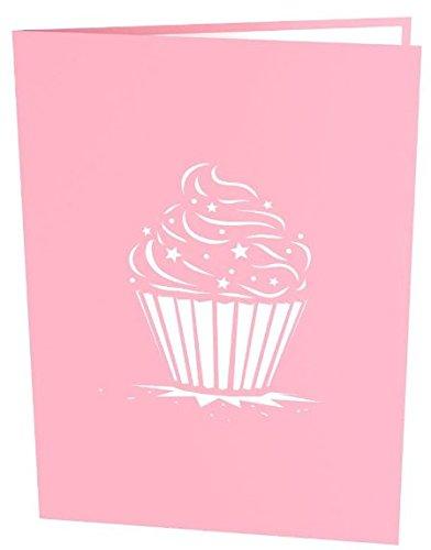 Lovepop Cupcake Birthday Pop Up Card Photo #2