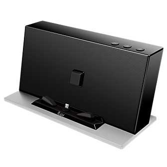 iLuv iMM287 ModernSound Blue BT Speaker Dock