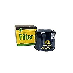 John Deere Original Equipment Oil Filter #Am39653