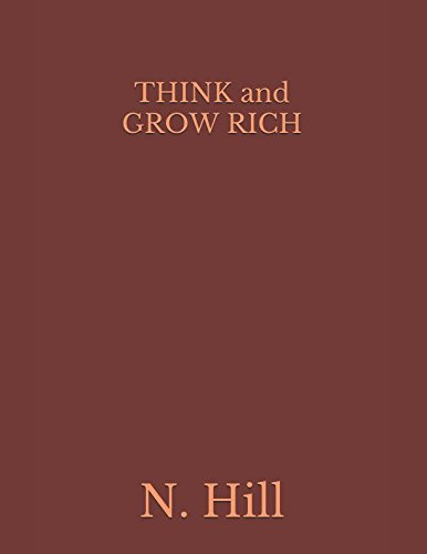 Books : Think And Grow Rich