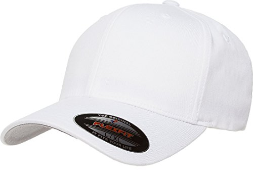 Cotton Twill Hat, White, XX-Large ()
