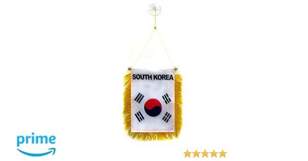 South Korea Flag South Korea Mini Banner