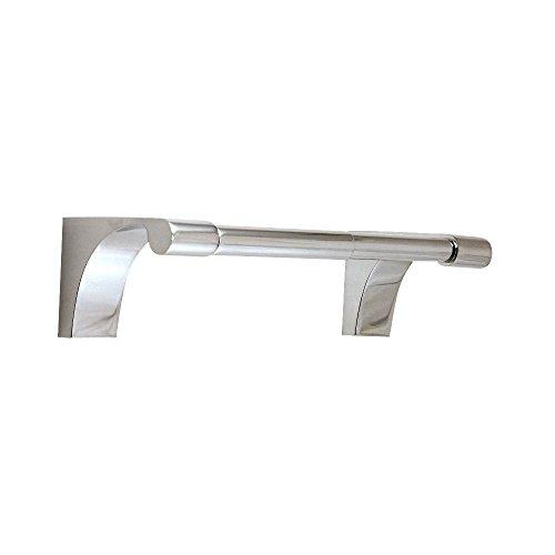 Alno A6860-PC Luna Transitional Tissue Holder, Polished Chrome (Tissue Alno Holder Toilet)
