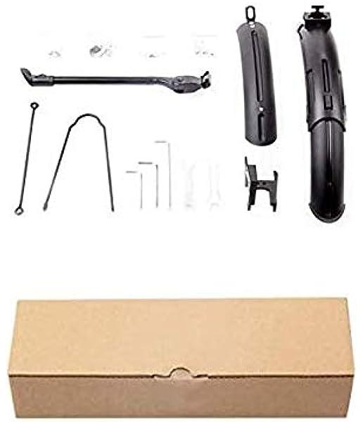 SPEDWHEL Guardabarros de Bicicleta para Qicycle EF1 Bicicleta Eléctrica Scooter Neumático Splash Guardabarros Piezas Repisa de Estante de Guardabarros Nuevo Reemplazo: Amazon.es: Deportes y aire libre