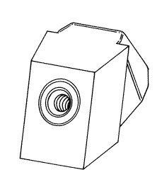 Insulator for Pelton & Crane PCI652