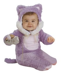Kitty Soft Paws Costume (12-18 Months Noahs Ark Infant Adorable Plush Kitty (Even Includes Fun Stuffed Mouse!))
