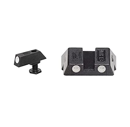 amazon com glock 43 42 factory oem night sight set front rear