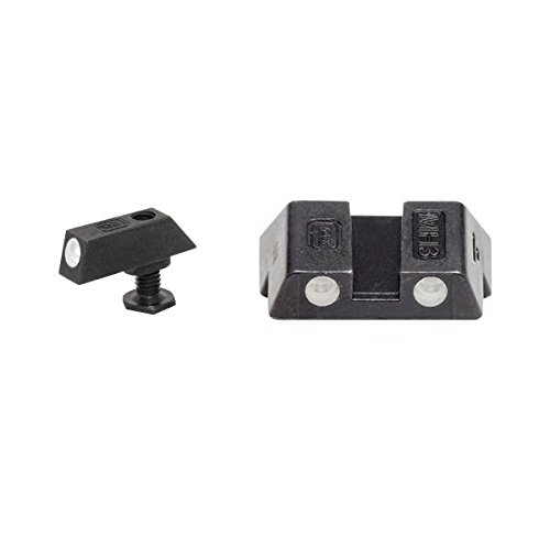Glock Factory Night Sight Set 43 - Glock Green Front Sight