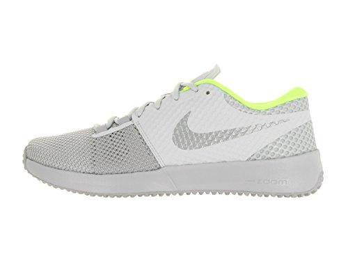 Nike Homme Gry Vl Pr 7 De Us Pour Pied 5 Chaussure Slvr Tr2 Zoom Course Wlf w8pgCqt