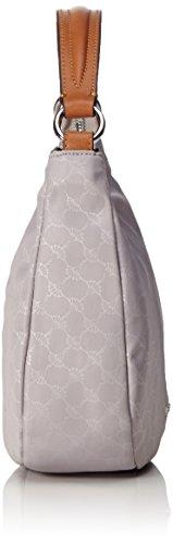 Joop!  Nylon Cornflower Aja Hobo Shz, sac bandoulière femme 8x24x28 cm (B x H x T)