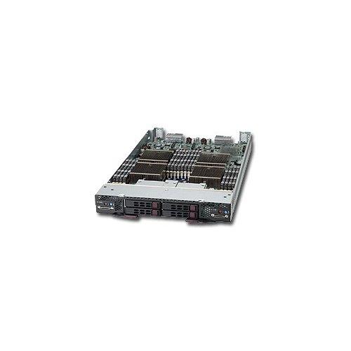Supermicro SuperBlade 7226t-t2 Bareboneシステムブレード – インテル5500チップセット – ソケットB lga-1366 – 2 xプロセッササポート/ sbi-7226t-t2 / B009268U4Q