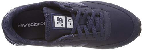 Zapatillas Mujer White Nb Blb para Balance New Azul Wl410v1 Navy HqpwpR