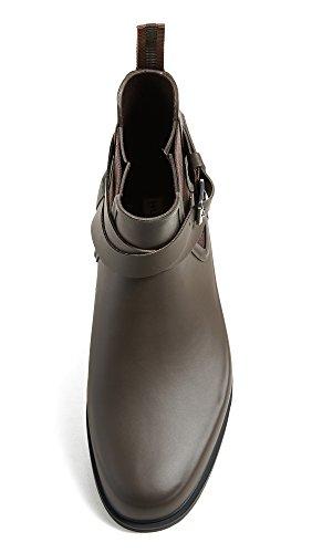 Cacciatori Stivali Da Uomo Festival Chelsea Boots Cioccolato Amaro / Nero