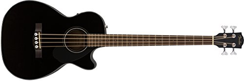 Fender CB-60SCE Concert Acoustic-Electric Bass Guitar for sale  Delivered anywhere in USA