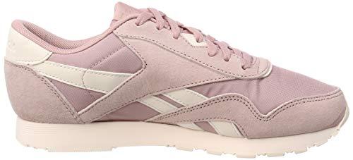 Nylon Reebok Ginnastica Donna smoky Rose Da Scarpe pale Pink Cl Mehrfarbig Dv3634 seasonal ffpZ6O