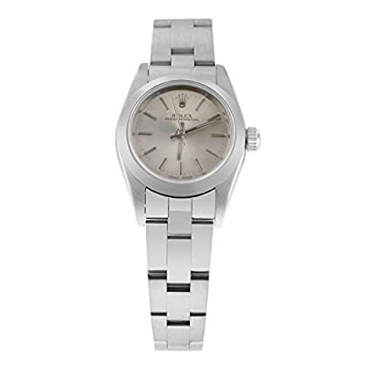 Rolex Oyster Perpetual swiss-automatic womens Watch 76080 (Certified Pre-owned)