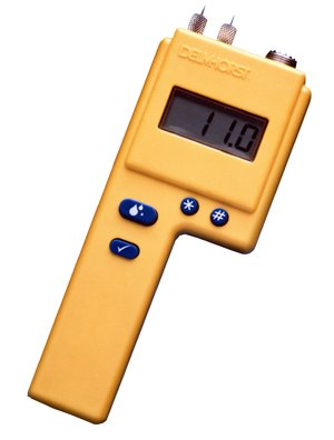 Delmhorst P-2000 Digital Pin-Type Paper Moisture Meter