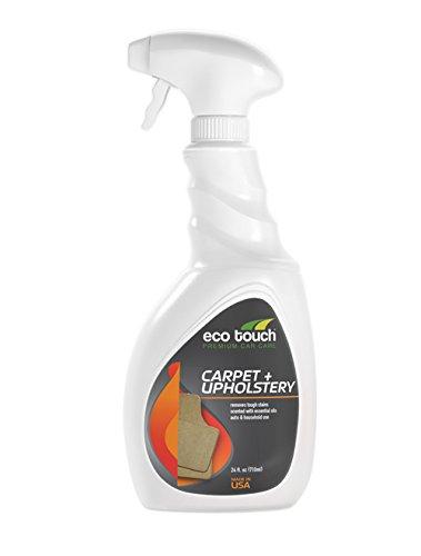 Eco Touch alfombra y tapicería de limpiador de no tóxico ecológico ...