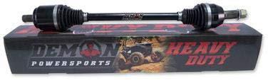 Axles Utv (Demon Powersports PAXL-6029HD Heavy Duty Axle)