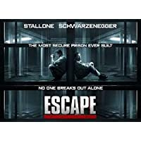 Escape Plan (Dubbed in Hindi)