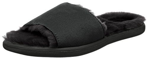 ugg-womens-breezy-flat-sandal-black-8-us-8-b-us