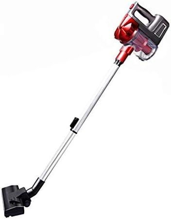 LQPOUXCQ aspirateur balai Aspirateurs Ménagers Portable Petit Aspirateur À Main (Color : Red) Pink