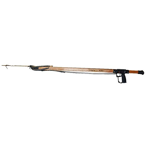 A.B. Biller Floridian Spear Gun Mahogany 48 Inch - Mahogany Speargun
