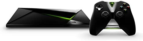 NVIDIA SHIELD - 4K HDR Streaming Media Player. Android TV. Great Gaming - SHIELD (16GB) Edition