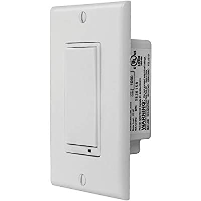 Gocontrol Wt00z5-1 Z-Wave Smart 3-Way Switch/dimmer