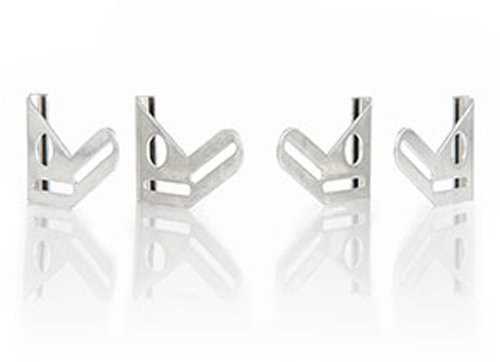 Be Cool 72054 Mounting Brackets for Electric Fans