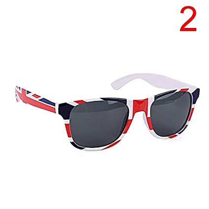 Amazon.com: Decoración de fiesta hawaiana – 1 gafas de sol ...