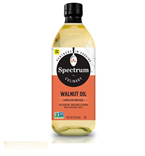 Spectrum Naturals Refined Walnut Oil - 16 oz