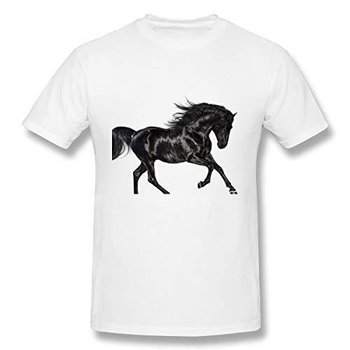 JoyRacka Lil-NAS-X Men's Fashion Music TT-Shirt White (Billy T-shirt Ray Cyrus)