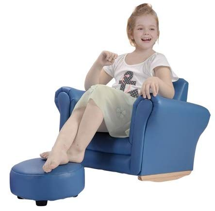 Awesome Amazon Com Kids Small Recliner Chair Rocker Glider Nursery Bralicious Painted Fabric Chair Ideas Braliciousco