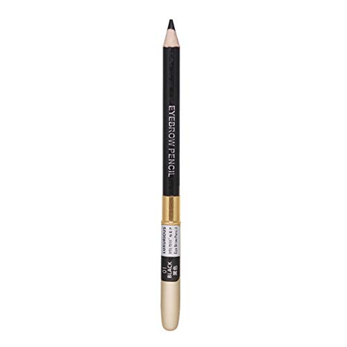✔ Hypothesis_X ☎ Eyebrow Pencil Longlasting Waterproof Durable Automaric Liner Eyebrow 5 Colors to - Brightener Ended Double Eye