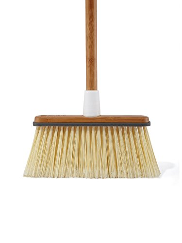 Full Circle FC14601W Clean Sweep Broom, 1 EA, white