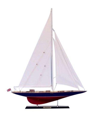(Hampton Nautical  Endeavour Sailboat, Limited Edition, 35