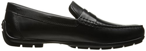 Geox Mens M Monet W 2 Fit 9 Boat Shoe Black dov7spSe8