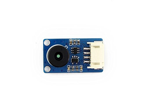 Waveshare Contact-less Infrared Temperature Sensor High prcision High resolution Fast response SMBus and PWM output Support 3.3V/5V MCU by waveshare
