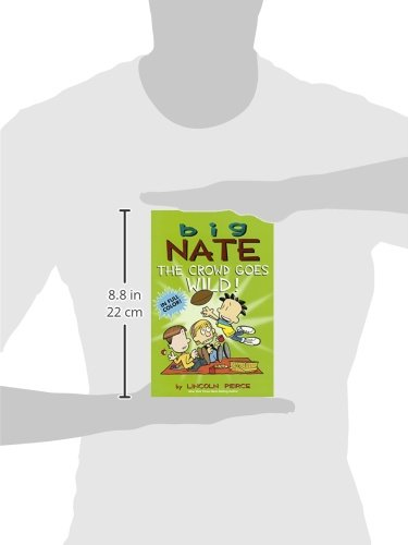 The Crowd Goes Wild (Turtleback School & Library Binding Edition) (Big Nate) by Lincoln Peirce (Image #1)