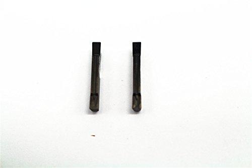 2P MGMN200 PCD Carbide Turning Diamond CNC Blade