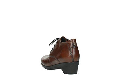 20430 nbsp;Roll leather Roll Slipper Wolky Slipper 6227 cognac xRwXa4Z