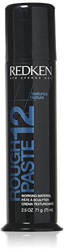 Redken Styling Rough Paste 12 Working Material 2.5 Ounce, 2 Pack