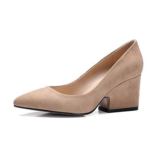 Sandales Femme APL11075 36 Jaune Compensées Abricot 5 BalaMasa At5wpp