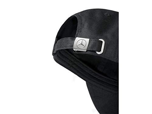 Mercedes-Benz Black Unisex Cap