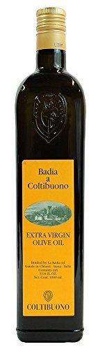 Badia a Coltibuono Extra Virgin Olive Oil 33.8 oz by Badia
