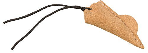 - SPOT Ethical Pets Dura Fused Leather Mouse Cat Toy, 3.5